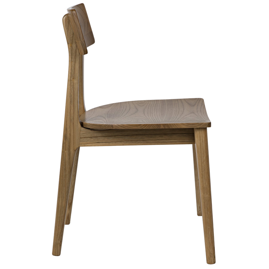 Kinley Dining Chair, Natural