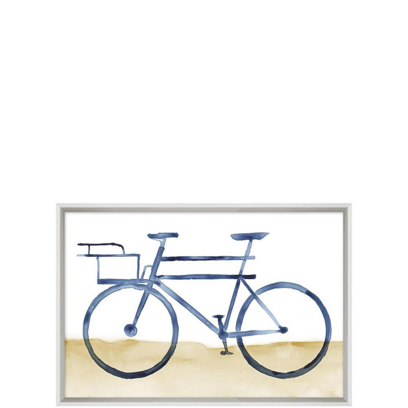 Blue Bicycle 2