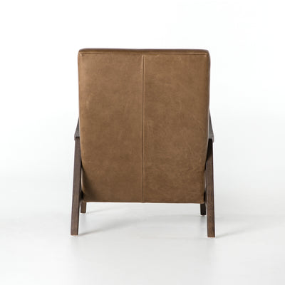Charley Accent Chair, Warm Taupe