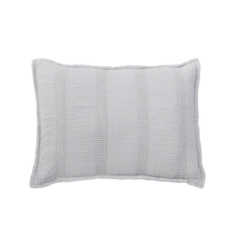 Nantucket Matelasse Collection by Pom Pom at Home, Grey