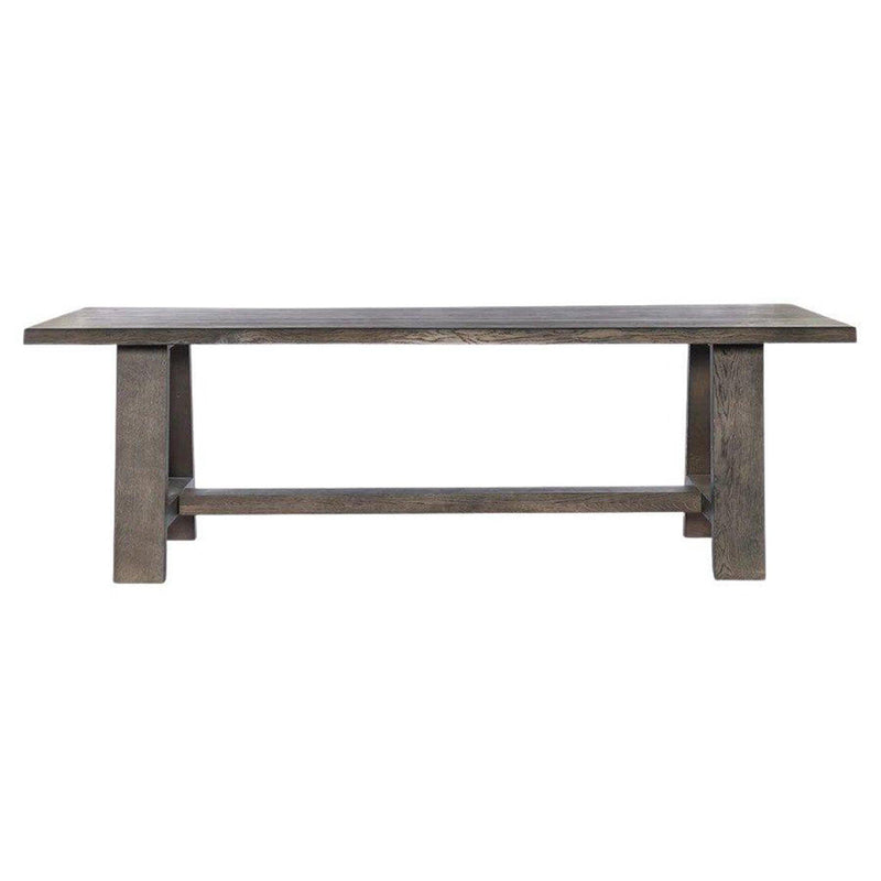 Glover Dining Table in Espresso Oak