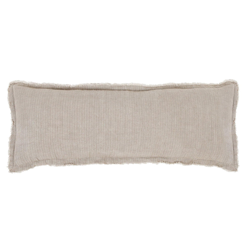 Laurel 14x40 Pillow by Pom Pom at Home, Pale Olive