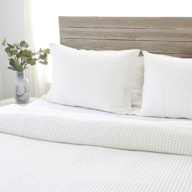 Zuma Blanket Collection by Pom Pom at Home, Cream