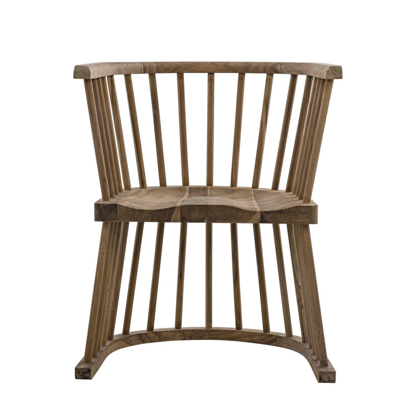 Amos Accent Chair, Teak