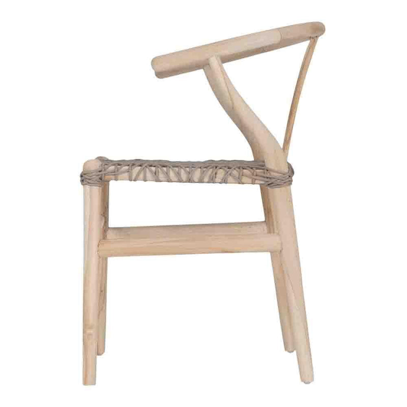 Shanghai Rope Dining Chair by Uniqwa