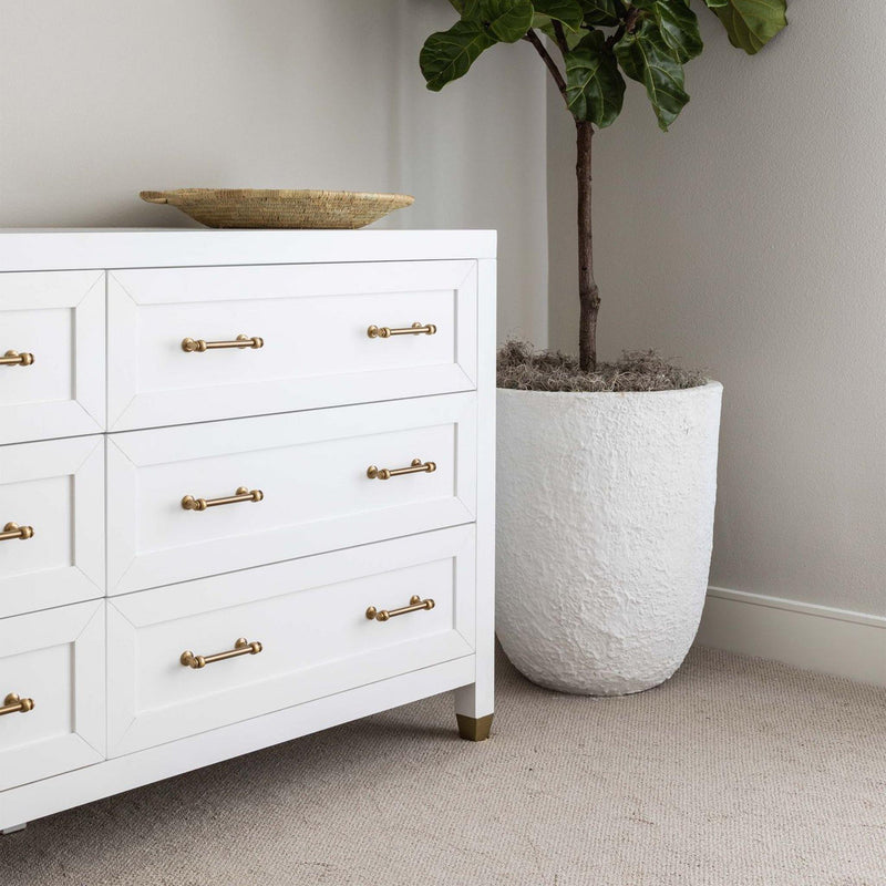 Sydney 6 Drawer Double Dresser