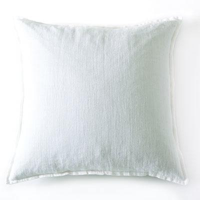 Montauk Large Euro by Pom Pom at Home, White