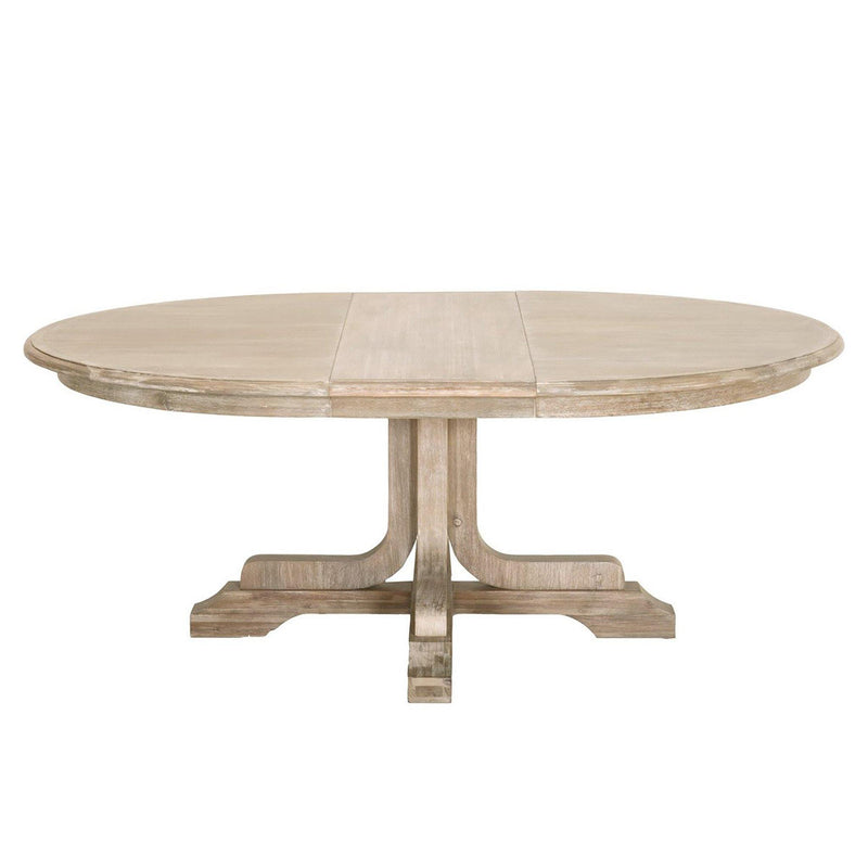 "Tamryn 60"" Round Extension Dining Table"
