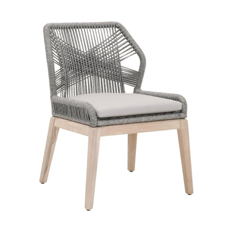Leona Outdoor Dining Chair (Set of 2)