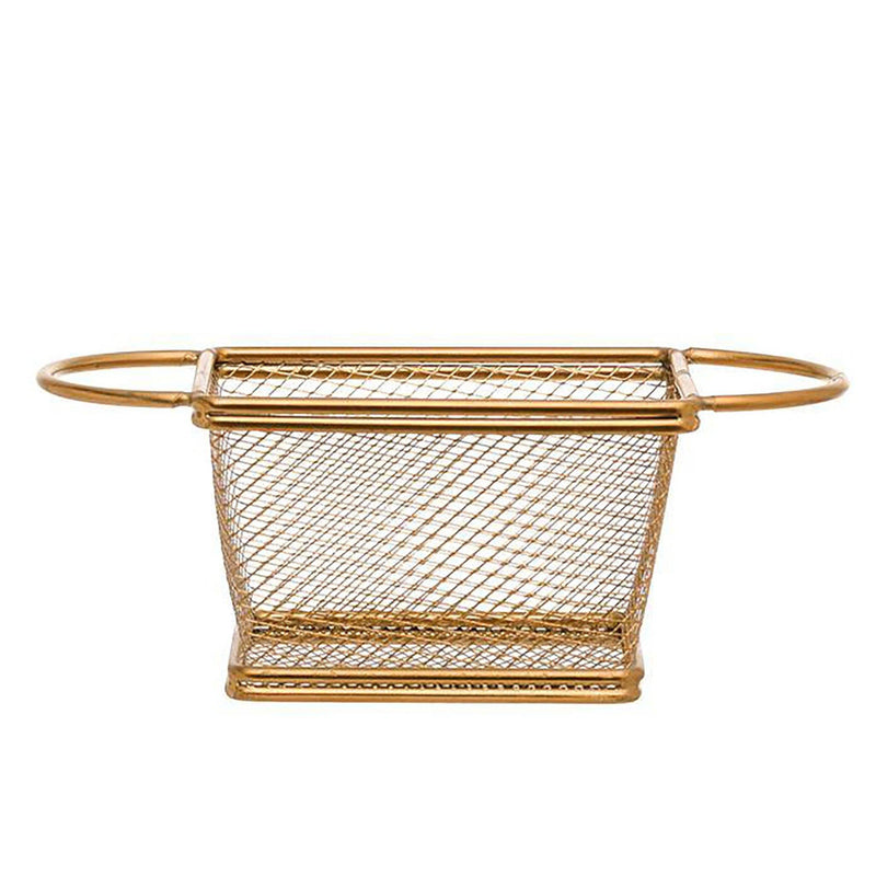Kennedy Stainless Steel Mesh Basket