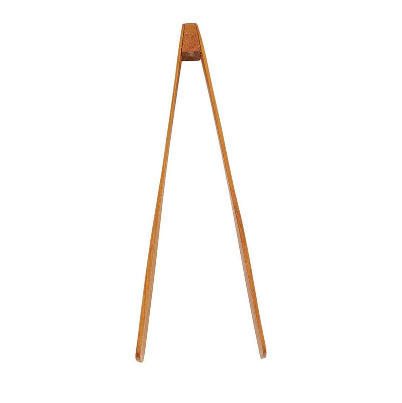 Theo Teak Wood Tongs