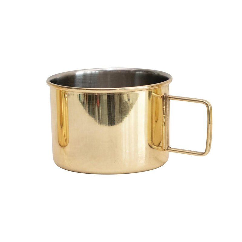 Lennox Stainless Steel Moscow Mule Mug