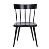 Randall Dining Chair, Hand Rubbed Black