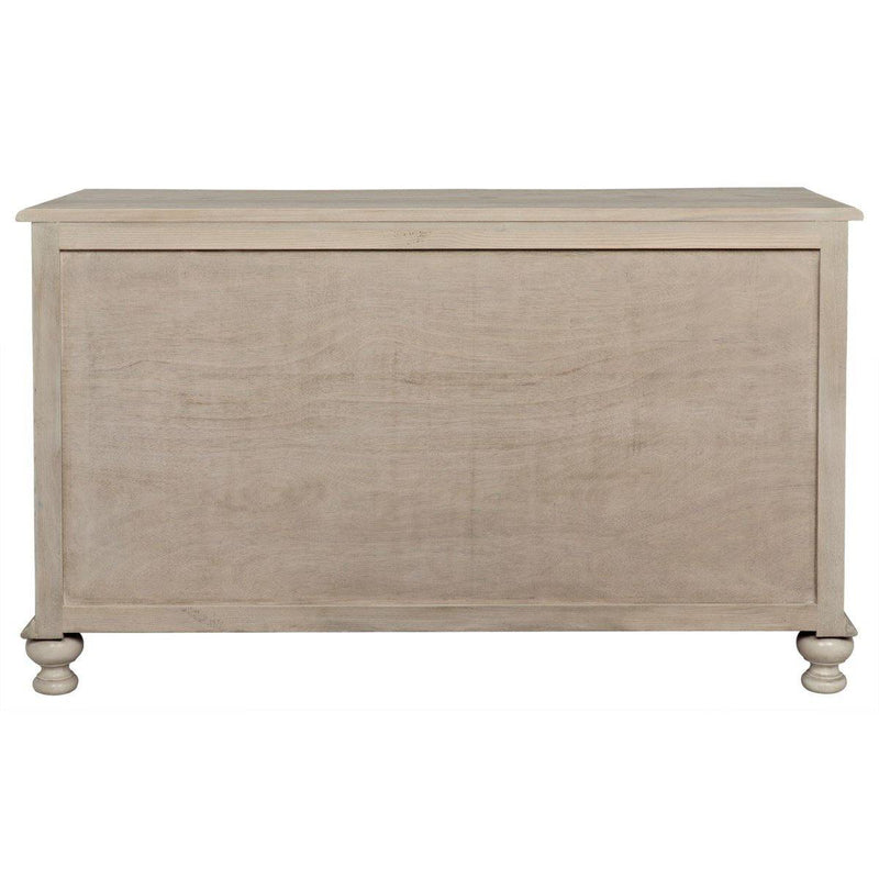 Cohen Curved Front 3-Drawer Chest