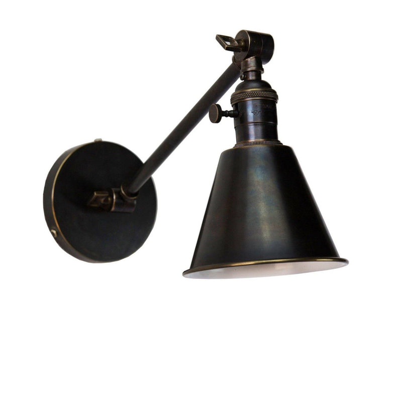 Jamestown Single Long Arm Wall Sconce