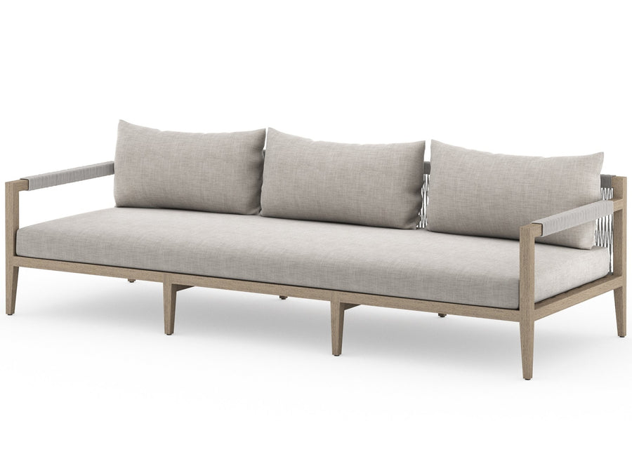 Sausalito Outdoor Sofa, 93""