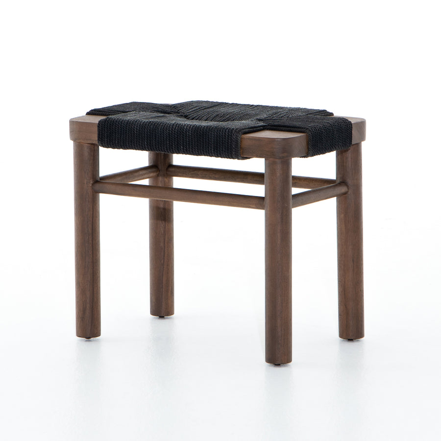 Shae Stool, Matte Black