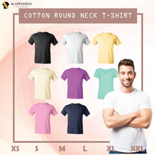 Round Neck Cotton Shirt