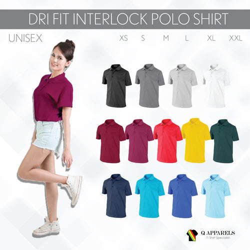 Dri Fit Interlock Polo Shirt