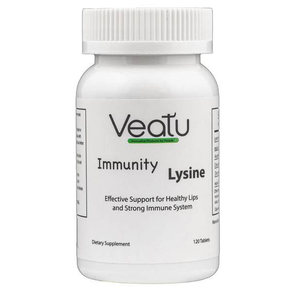 Veatu Immunity Complete Health System for Canker and Cold Sores.