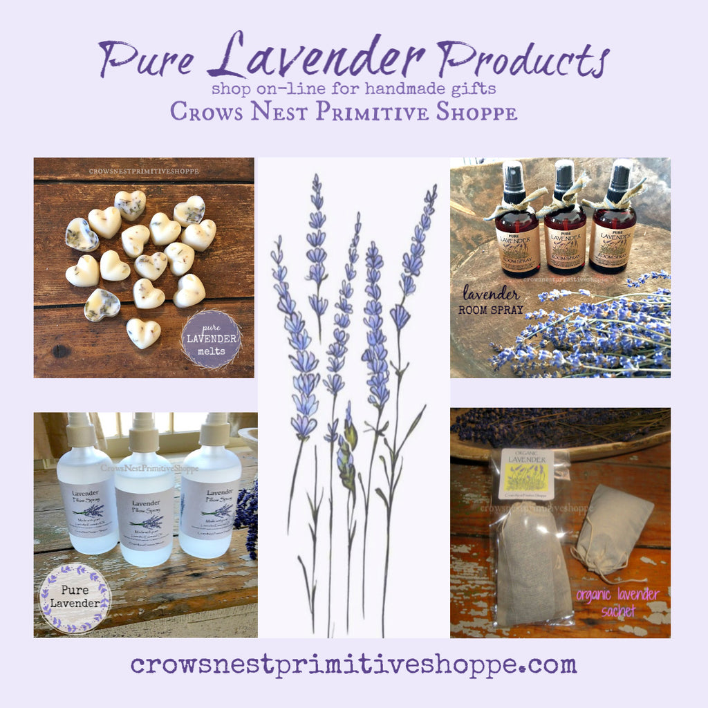 Pure Lavender Products