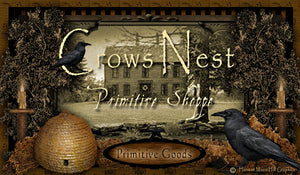 Crows Nest Primitive Shoppe Logo