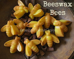 Scented Beeswax Bumble Bee