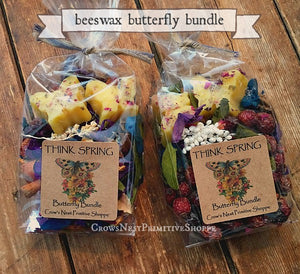 Wholesale Scented Beeswax Butterfly Bundle