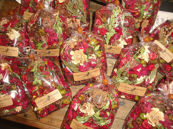 Potpourri- Country Christmas Packaged