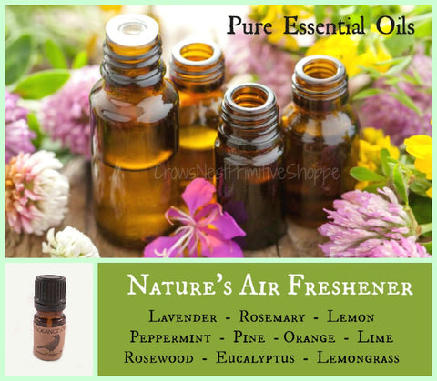 Pure Essential Oil-5ml size