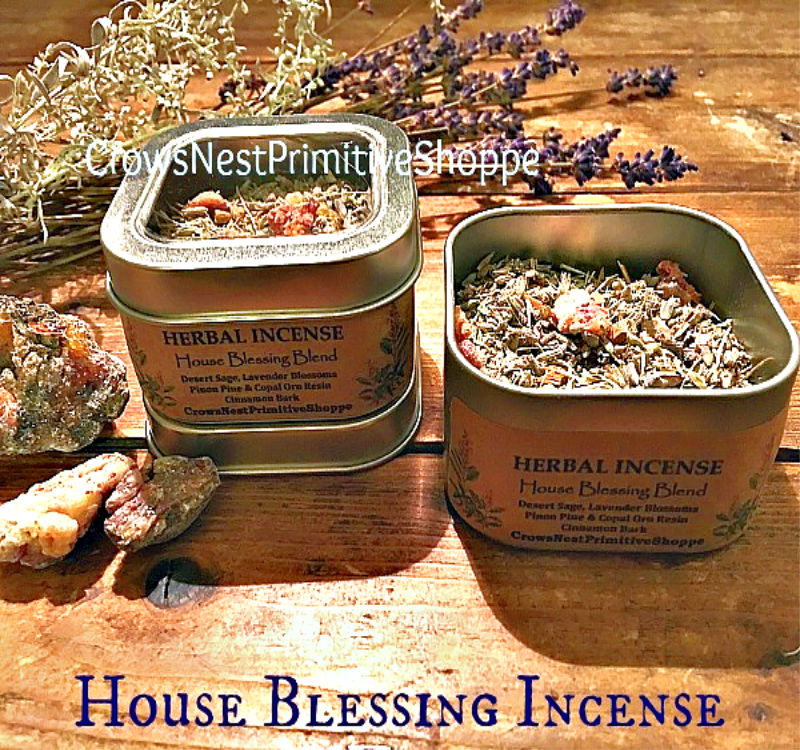 Incense- House Blessing