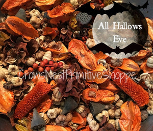 Potpourri-All Hallows Eve