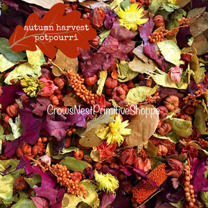 Autumn Harvest Potpourri
