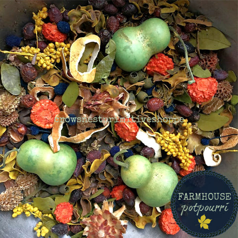 Farmhouse Potpourri