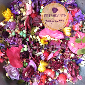 Friendship Potpourri