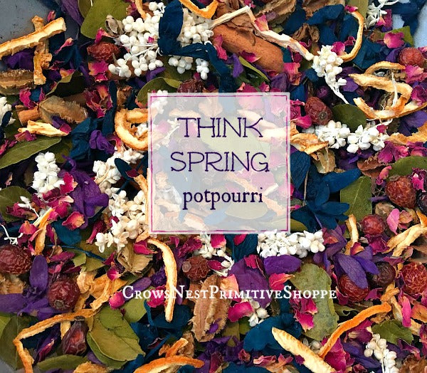 Think Spring Potpourri
