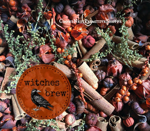 Potpourri-Witches Brew