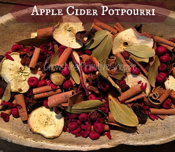 Apple Cider Potpourri