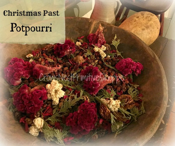 Potpourri-Christmas Past