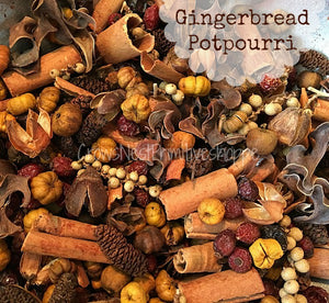 Potpourri-Gingerbread