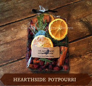 Wholesale Hearthside Potpourri-3 cup packaged