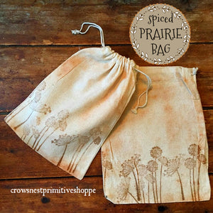 Spiced Prairie Bag