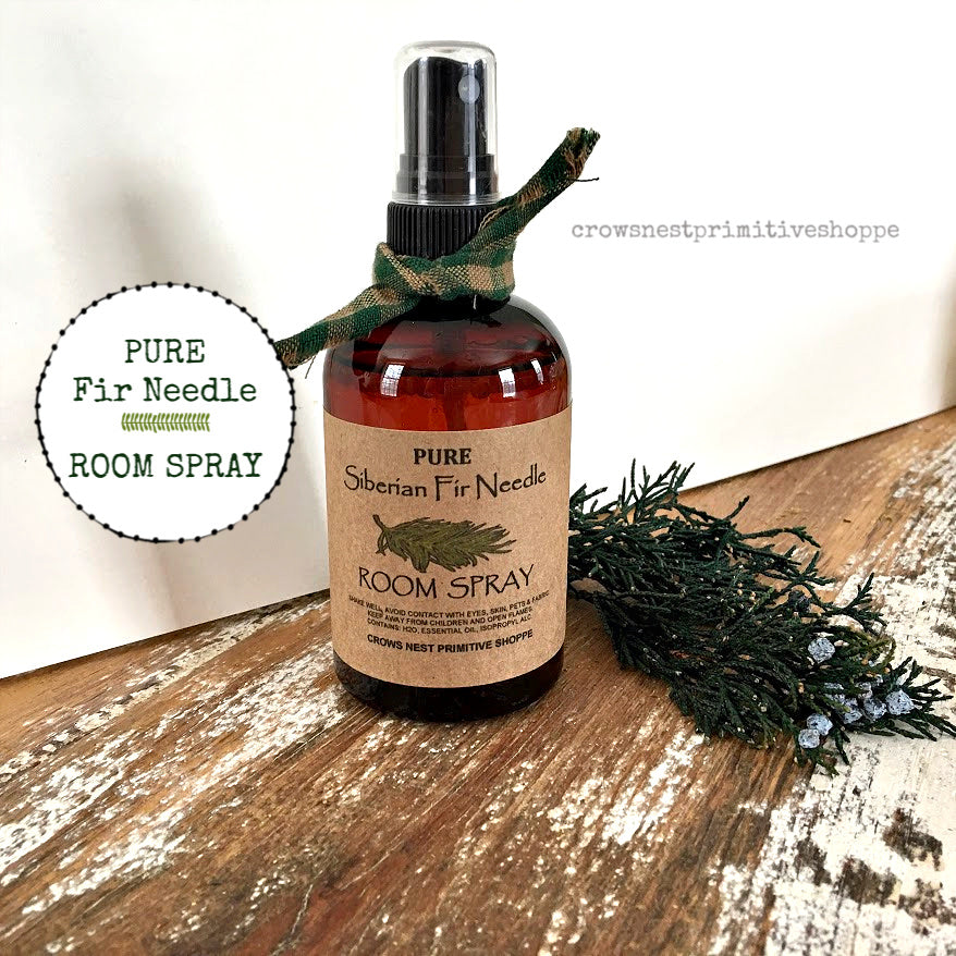 Scented Room Sprays- Pure Siberian Fir Needle