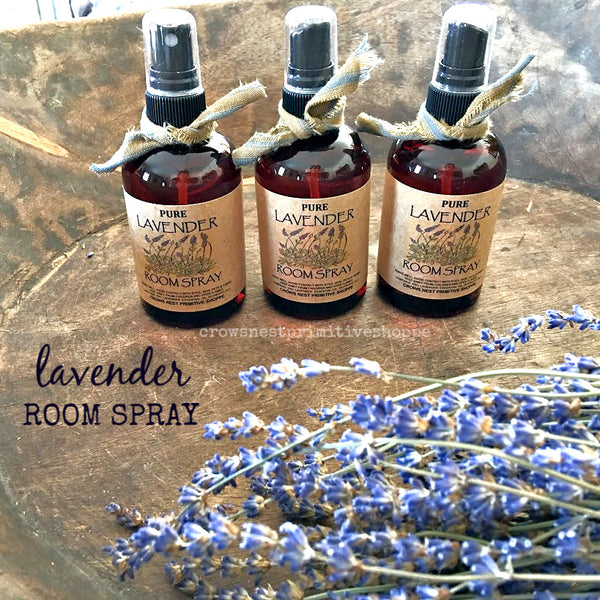 Scented Room Sprays- Pure Lavender