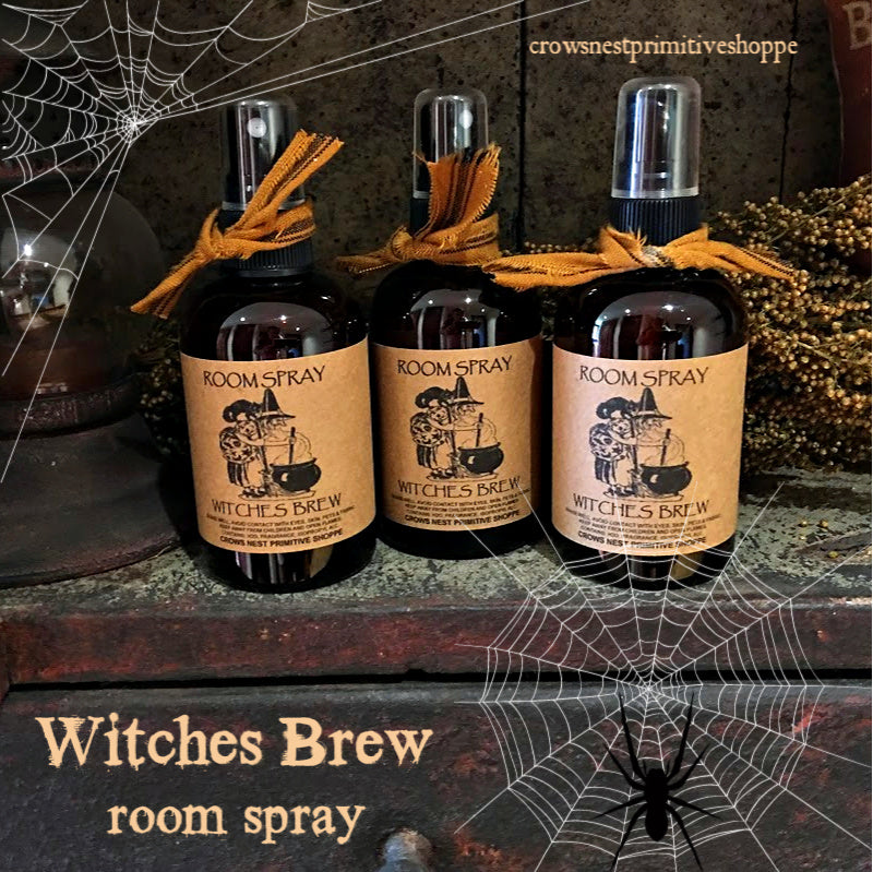 Scented Room Sprays- Witches Brew