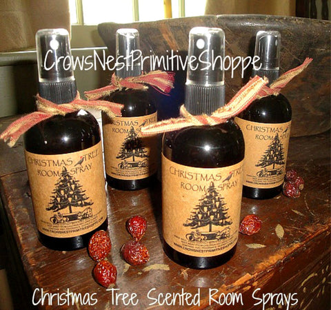 Scented Room Sprays- Christmas Tree