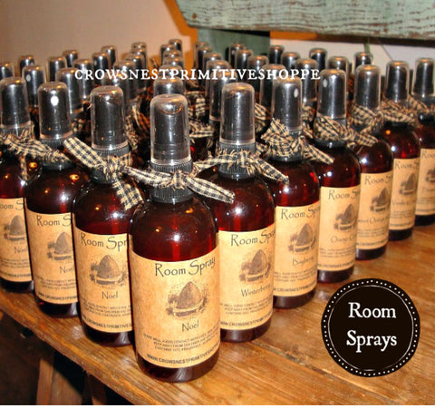 Wholesale Scented Room Sprays- 4 ounce