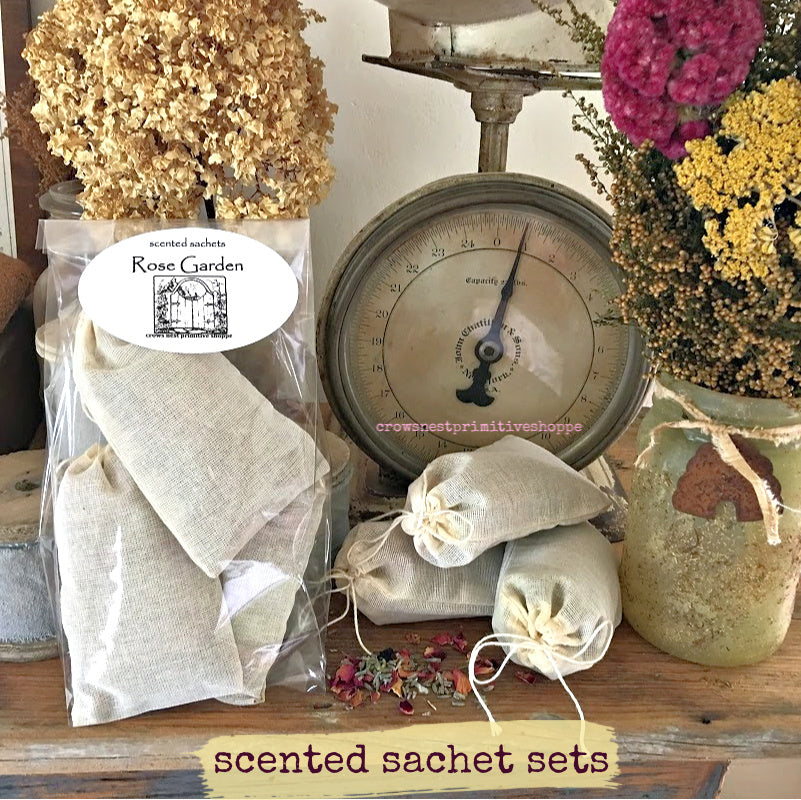 Scented Sachets- Set of Three