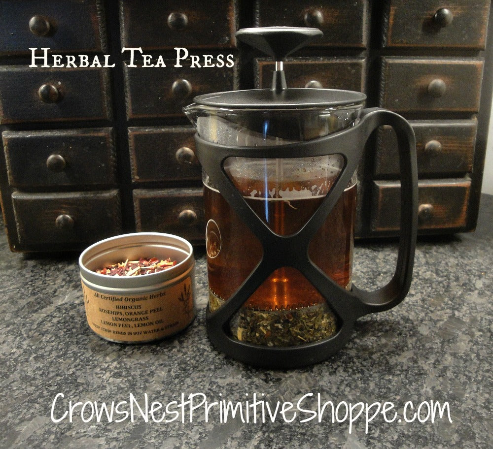 Herbal Tea Press