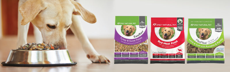 Only Natural Pet - Grain Free Dog Food